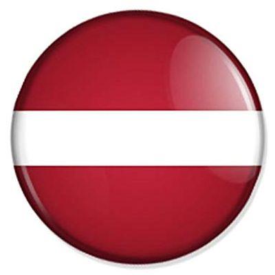 Flagge von Mannschaft Lettland