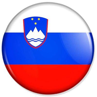 Flagge von Mannschaft Slowenien