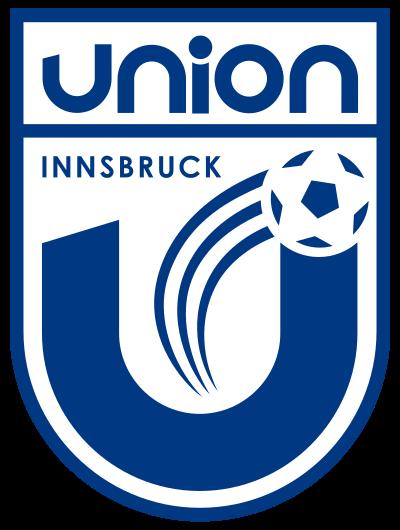 Flagge von Mannschaft Union Innsbruck