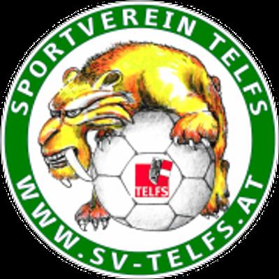 Flagge von Mannschaft SV Telfs