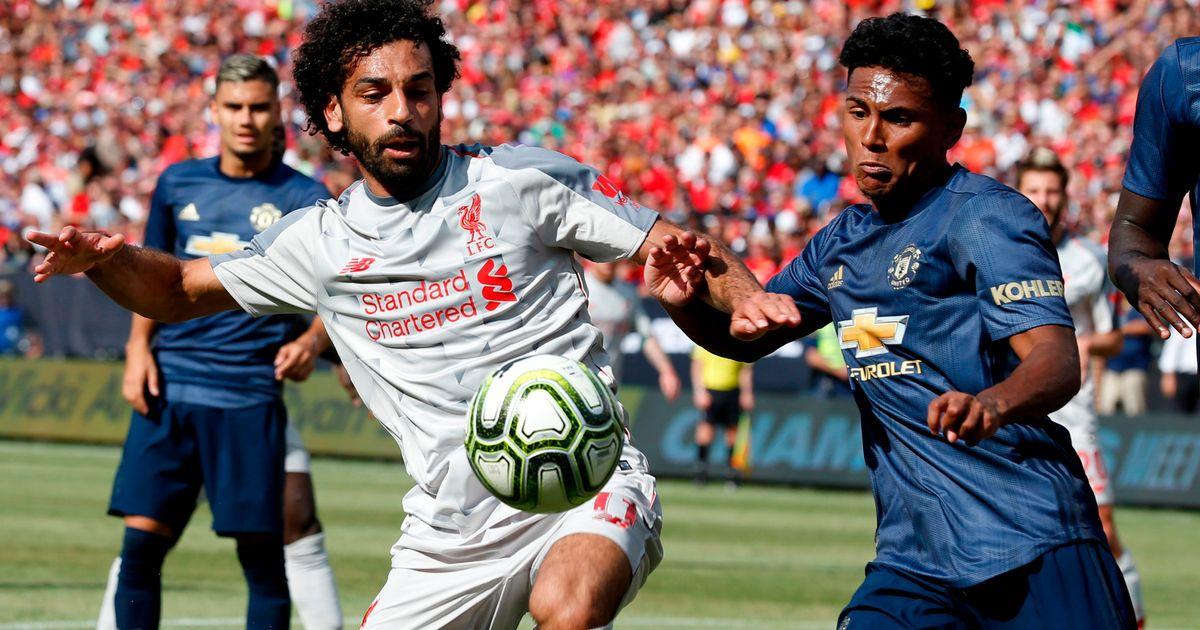 Liverpool Gegen Manchester United