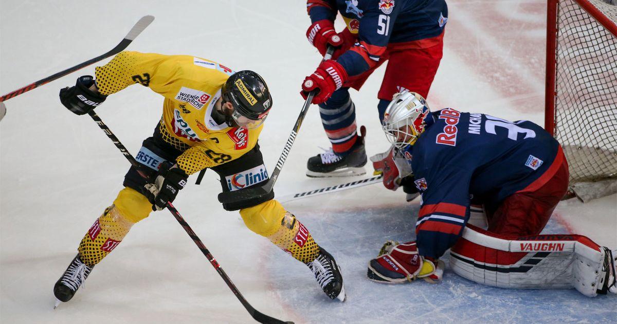 Vienna Caps Im EBEL Halbfinale Wieder In F U00fchrung Tiroler