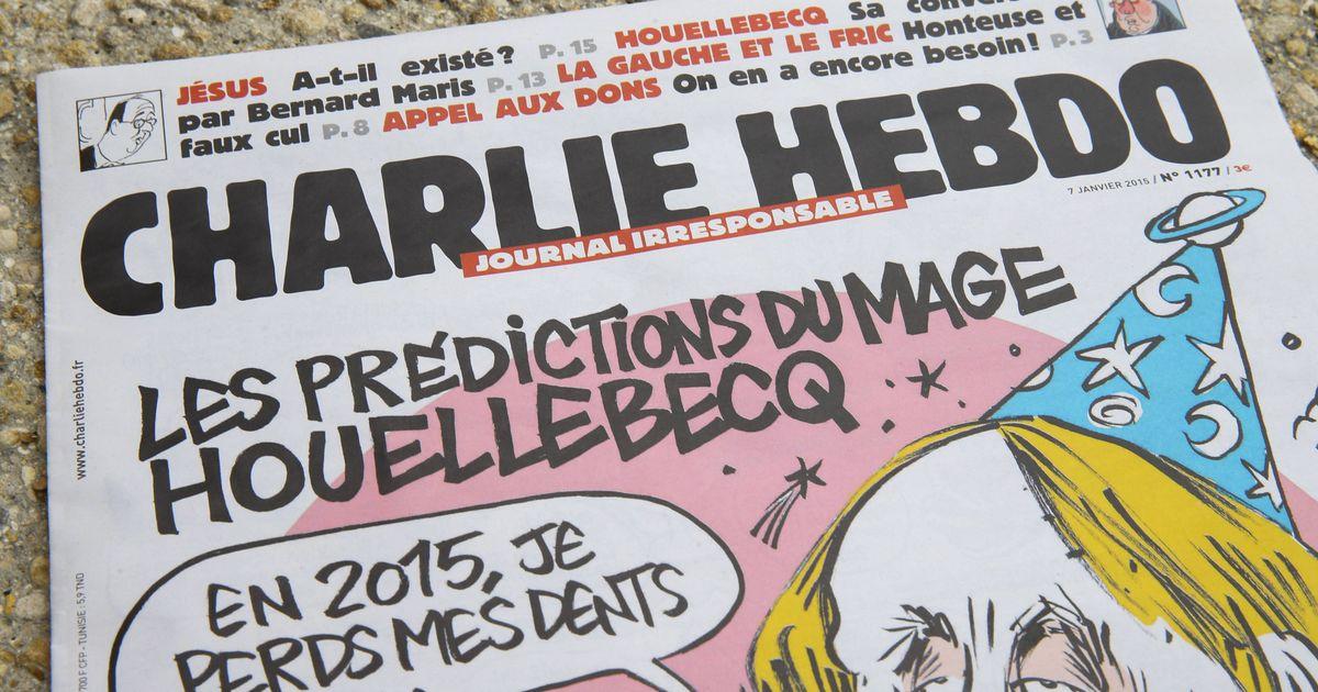 Charlie Hebdo Aktuelle Ausgabe