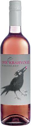 Schandl Wein,  Der pinke Krahvogel,  QW 2020:  Zartes Himbeerrot, blumig und fruchtig im Duft, im Mund cremig mit feiner Säure und Erdbeergeschmack. Ein erfrischendes Trinkvergnügen, trotz etwas Restzucker keineswegs zu süß!  € 8 1+1 gratis