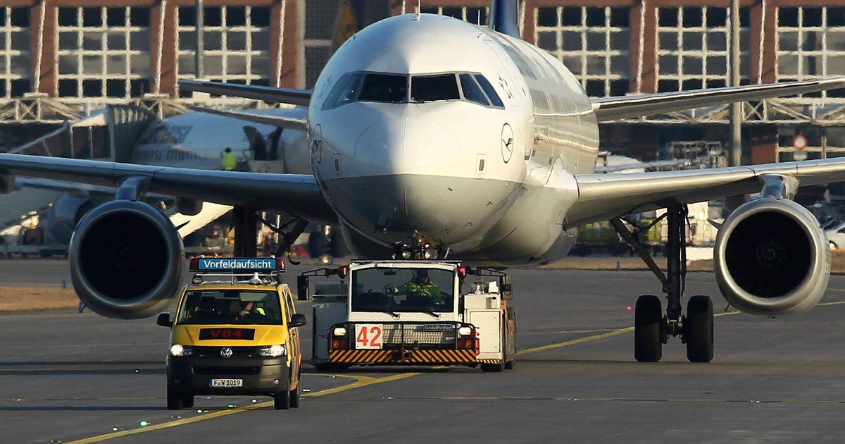 Streik Am Frankfurter Flughafen Aktuell