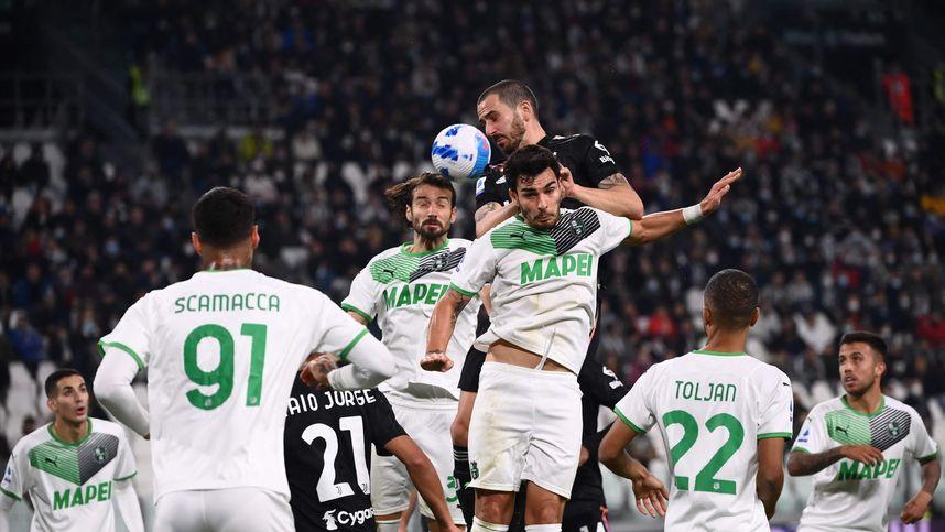 Juve verlor nach spätem Gegentreffer gegen Sassuolo