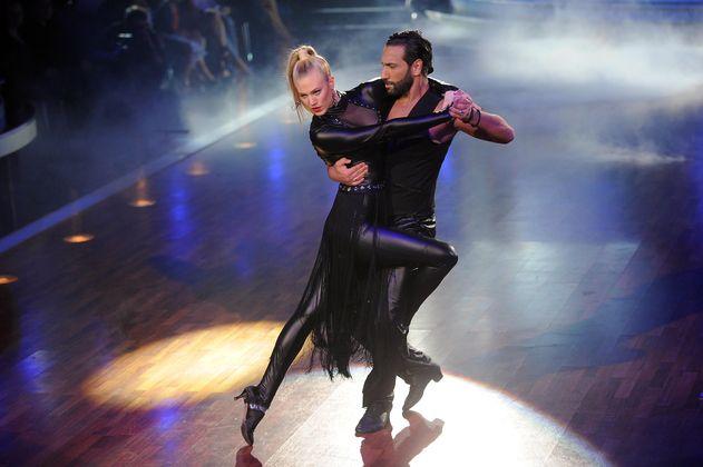 """Bei der RTL-Show """"Let's Dance"""" tanzte sich Marolt 2014 bis ins Halbfinale."""