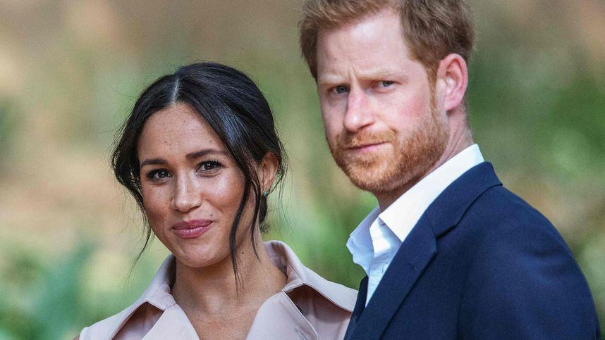 Prinz Harry: Queen hat Namensgebung von Tochter Lilibet befürwortet