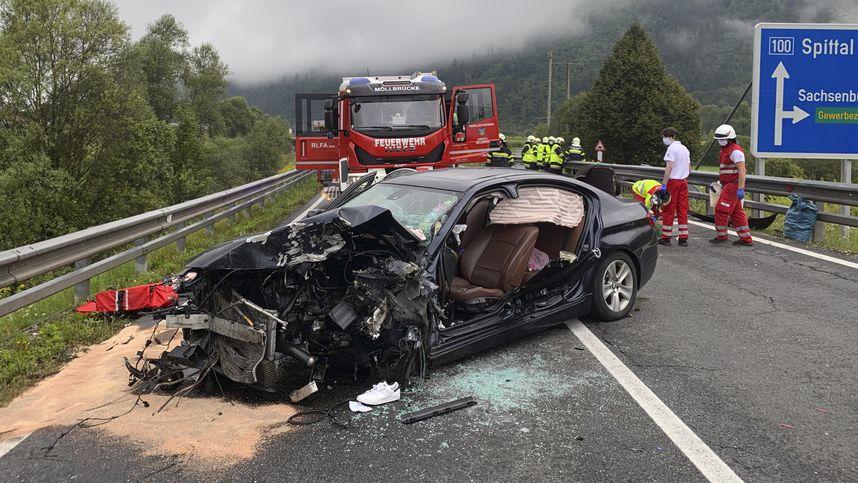Tiroler Baby Zwei Tage Nach Todlichem Unfall Im Drautal Verstorben Tiroler Tageszeitung Online Nachrichten Von Jetzt