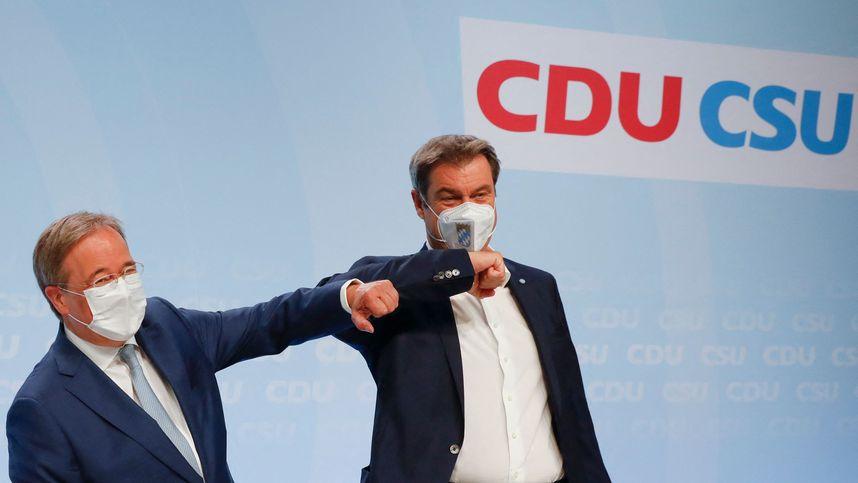 CDU und CSU verabschiedeten Wahlprogramm   Tiroler Tageszeitung Online –  Nachrichten von jetzt!