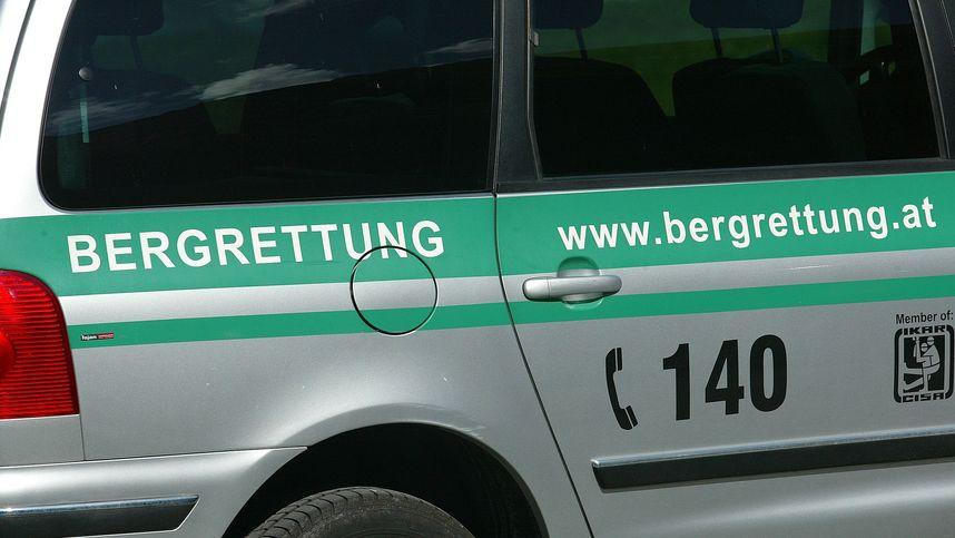 Suchaktion in Reutte: Abgängiger meldete sich nach sechs Stunden selbst wieder