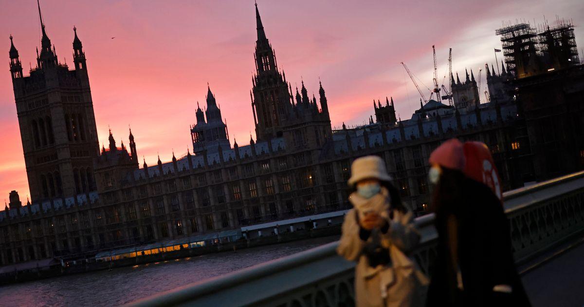 London Sperrstunde
