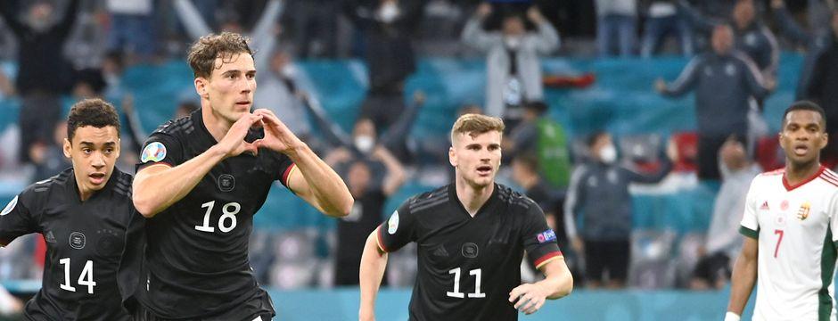 """Wembley heizt deutschen Ehrgeiz an: """"Absoluter Kampf"""" gegen England"""