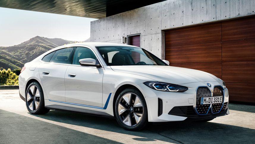 Im Münchner Stammwerk lief der erste vollelektrische BMW vom Band