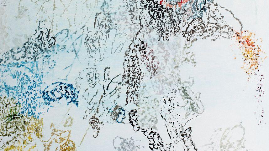 Degens poetische Sehnsuchtsbilder in der Galerie Mathias Mayr