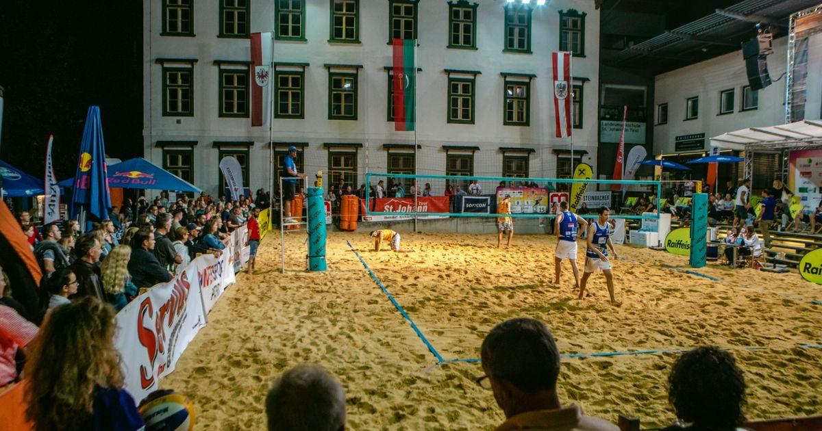 """Beach-Week In St. Johann: """"Das Turnier Hat Sich Etabliert"""