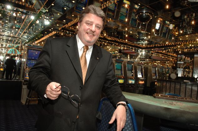 Novomatic-Chef Johann Graf. Platz 358 mit 7,1 Milliarden Dollar (6 Milliarden Euro)