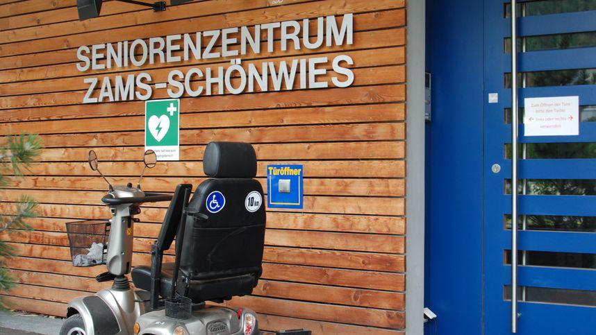 Kein Platz für 17 Klienten in Pflegeheim Zams-Schönwies