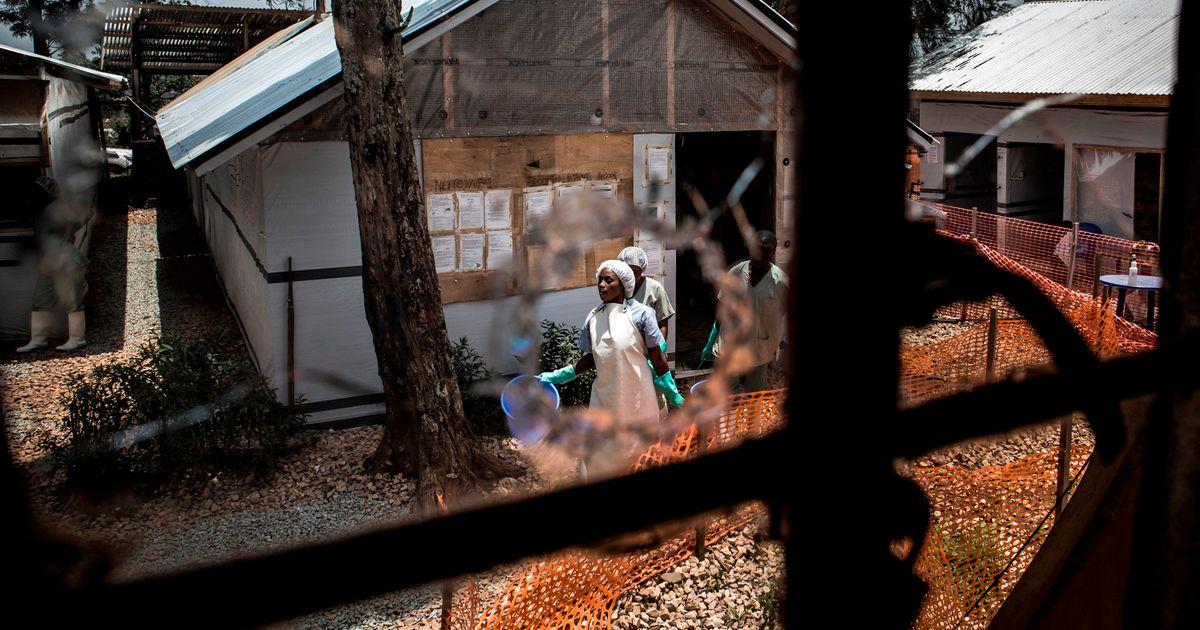 Ebola Kongo 2021