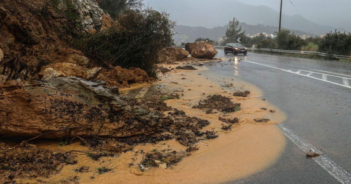 Kreta Notstand Ausgerufen