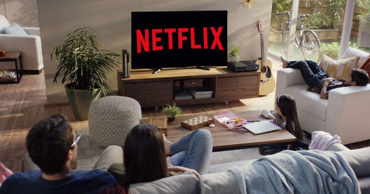Binge Watching Serien