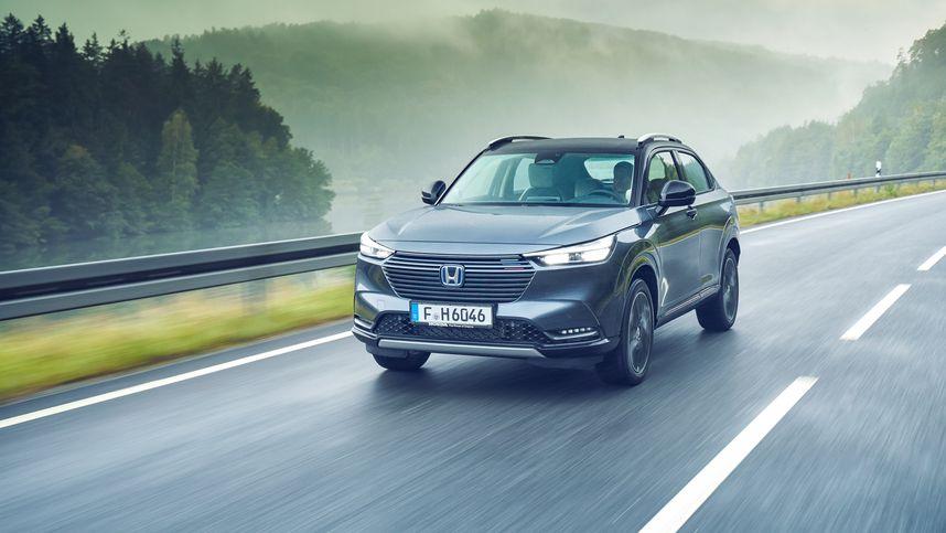 Honda HR-V: Ambitioniert reduziert