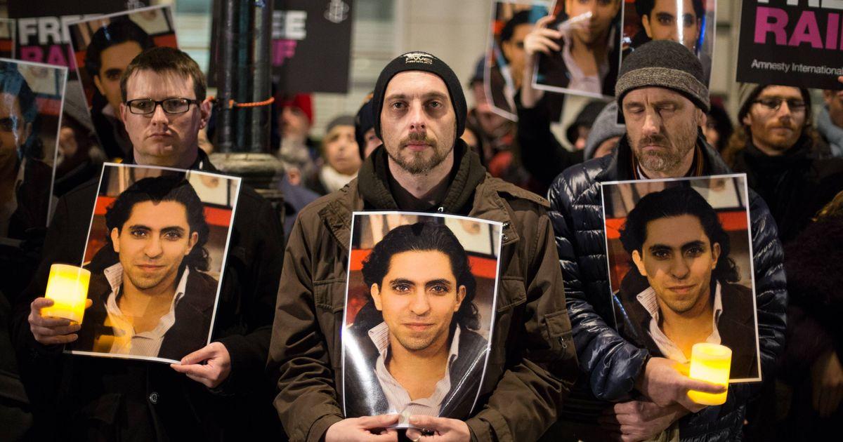 Saudischer Blogger