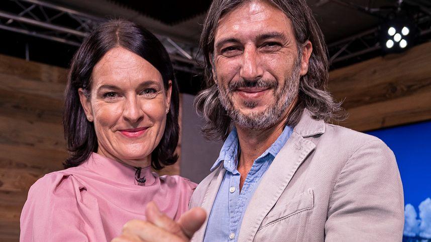 "Enrique Gasa Valga bei ""Tirol Live"": Mamas Tipp in getanzter Form"