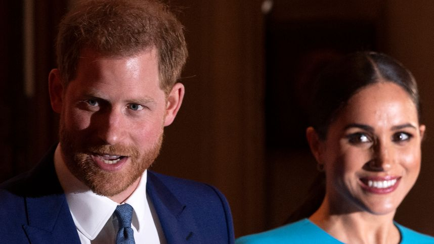 "Royals sind ""hocherfreut"": Harrys und Meghans Tochter heißt Lilibet Diana"