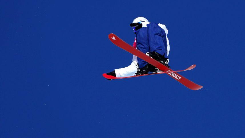 Big-Air-Triumph von Matej Svancer bei Weltcup-Debüt für ÖSV-Freestyler