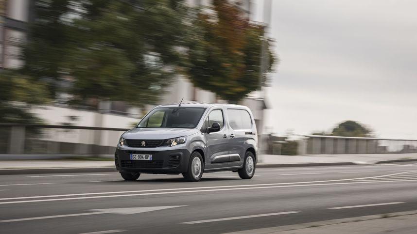 Peugeot und Citroën: Französische Lieferung kommt nun auch elektrisch