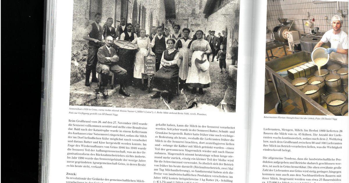 Älteste Sennerei Tirols feiert 150. Geburtstag | Tiroler