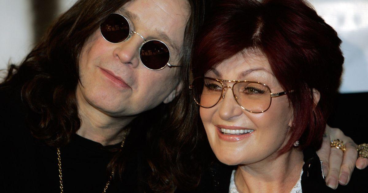 Ozzy und Sharon Osbourne feierten 35 Jahre Ehe   Tiroler