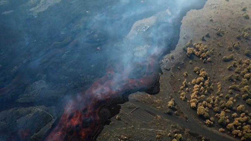 Weitere Evakuierungen auf Vulkaninsel La Palma