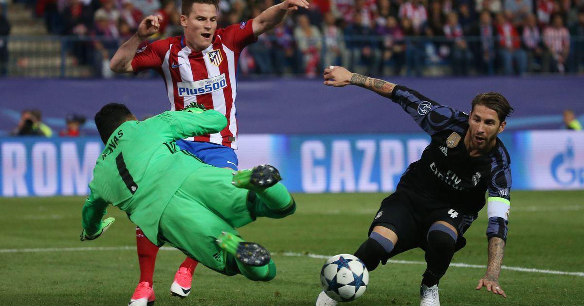 Real Gegen Atletico