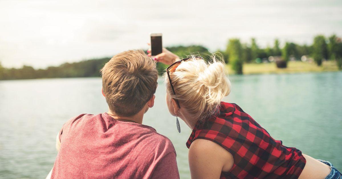 """Profilbild mit Partner dient als Schutz vor """"Bedrohungen"""