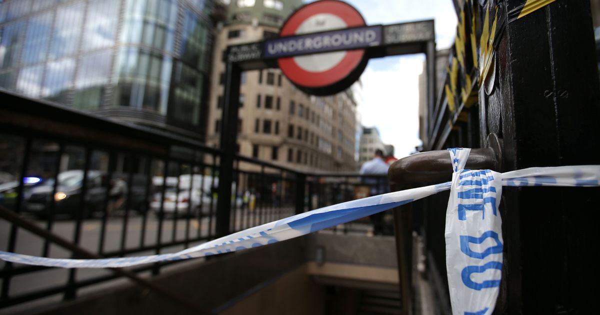 Sperrstunde London