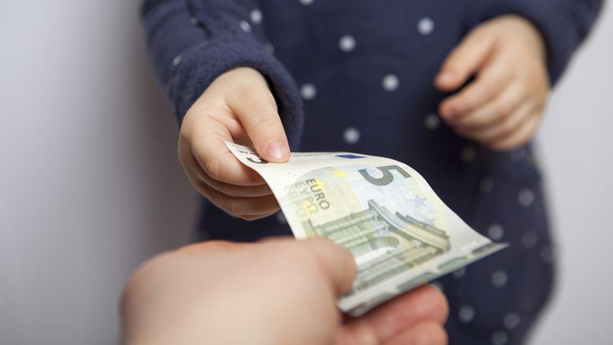 Kinder und Finanzen: Über Geld  spricht man doch