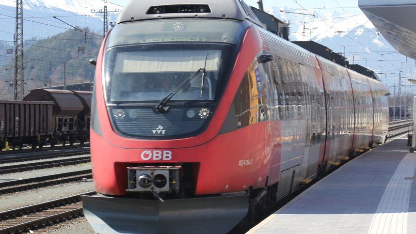 ÖBB-Appell, im Unterland verstärkt Nahverkehrszüge zu nutzen