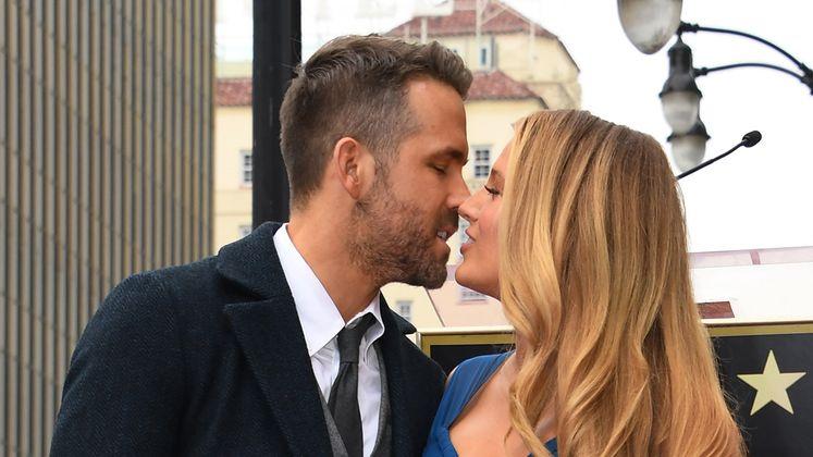 Turteltauben in Hollywood: Ryan Reynolds und Ehefrau Blake Lively sind seit 2012 verheiratet und haben zwei Töchter.
