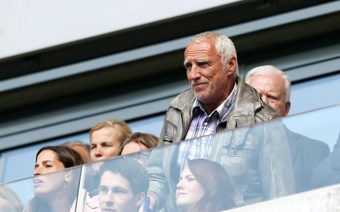 Red-Bull-Boss Didi Mateschitz. Platz 56 mit 26,9 Milliarden Dollar (22,7 Milliarden Euro)