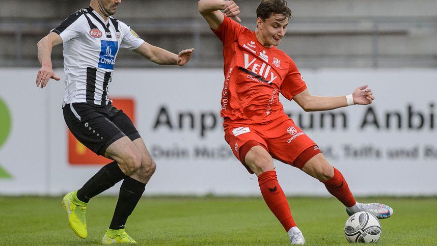 tt.com Regionalliga Tirol: Der SVI ging in Imst mit 2:3 baden