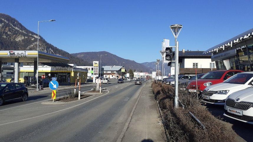 Ampel-Pilotprojekt in St. Johann kommt jetzt fix