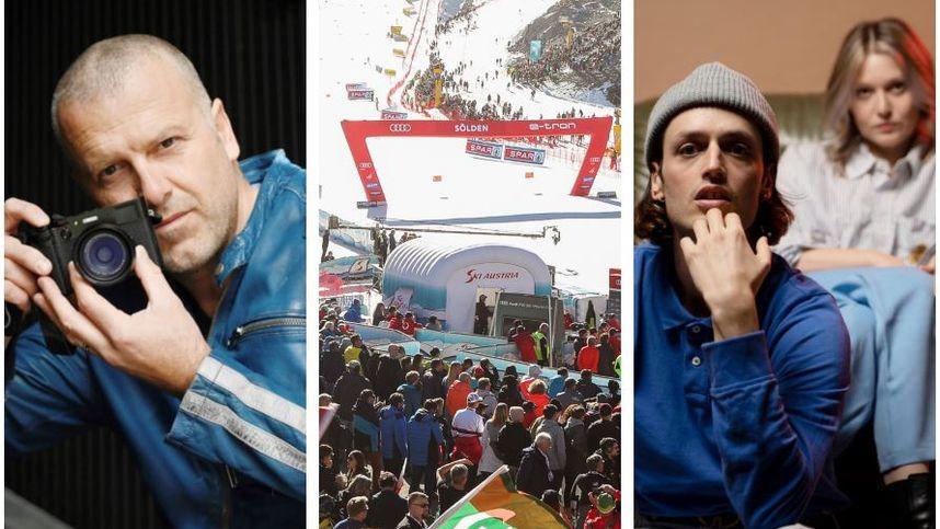 Weltcup-Party, Krimifest, Open Mic: Das ist am Wochenende in Tirol los