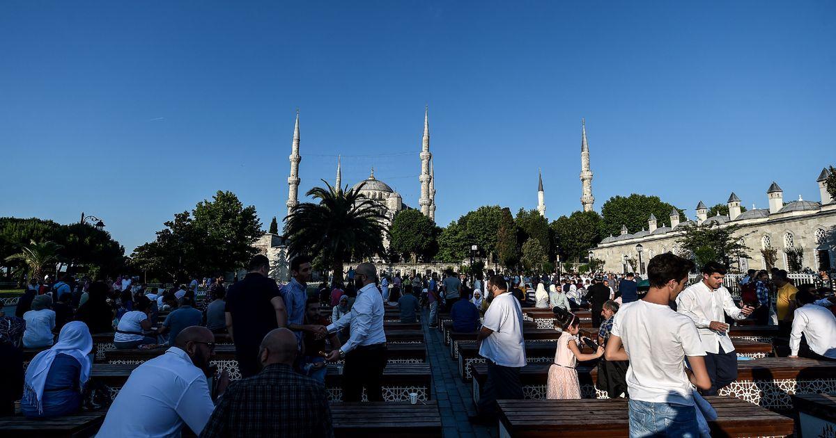 Ramadan Türkei 2021