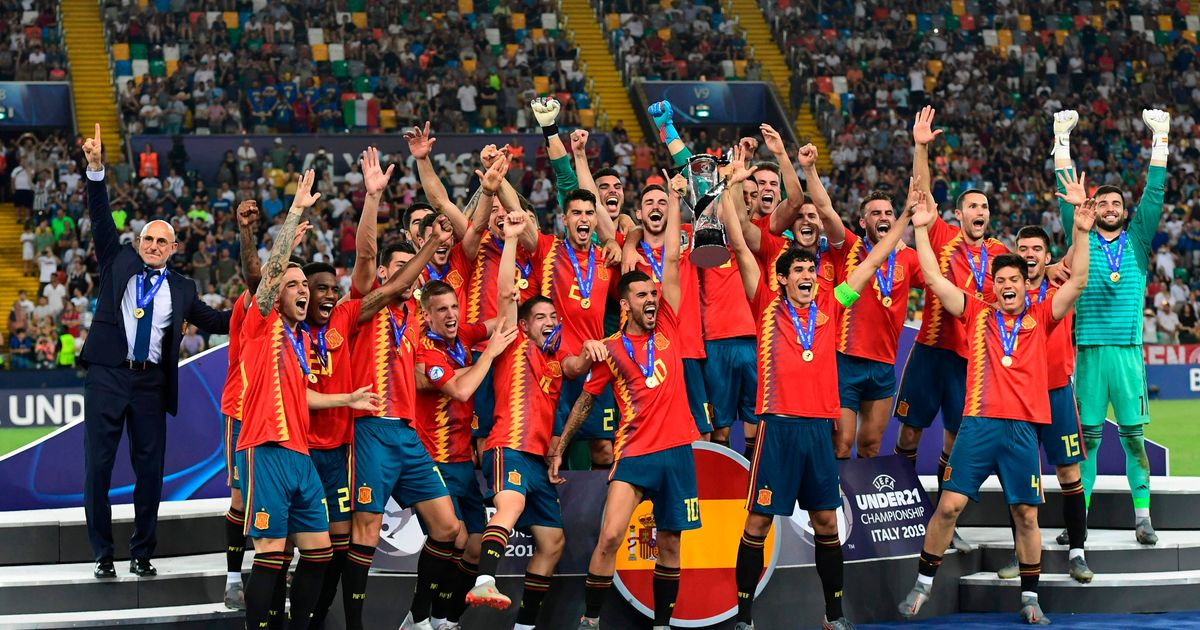 Deutschland Gegen Spanien 2021
