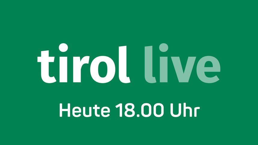 """Das weiße Band und der bunte Krimiautor: """"Tirol live"""" heute ab 18 Uhr auf TT.com"""