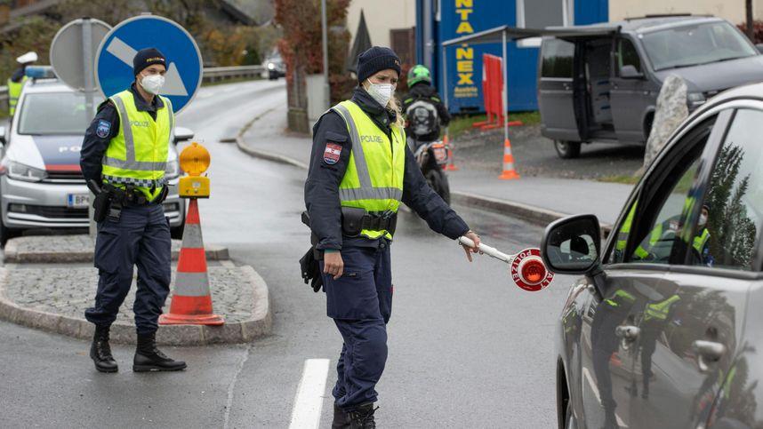 Mit gestohlenem Auto von Polizei erwischt: 24-Jähriger in Innsbruck verhaftet