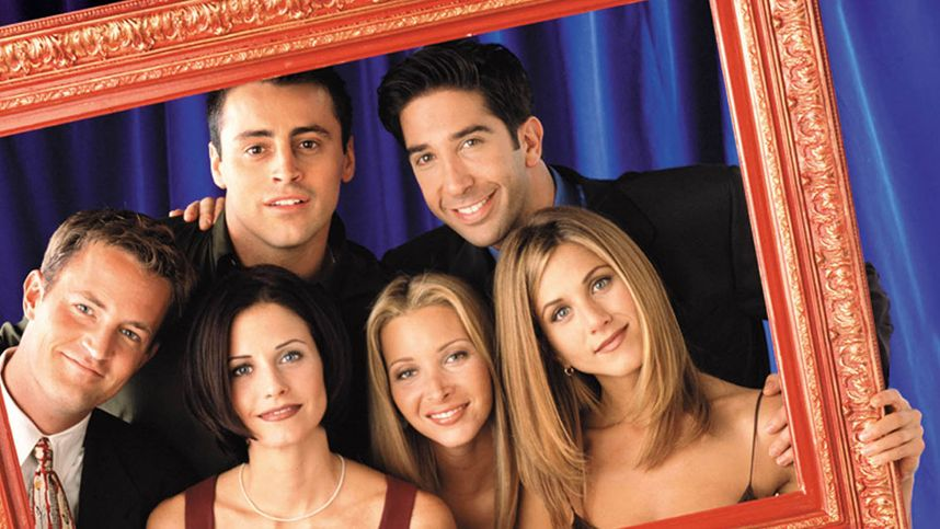 """Fortsetzung der Serie """"Friends"""