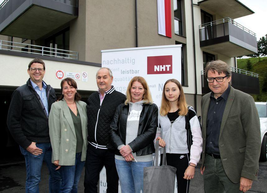 Obsteig Neue Mietwohnungen Der Neuen Heimat Schon Vergeben Tiroler Tageszeitung Online Nachrichten Von Jetzt